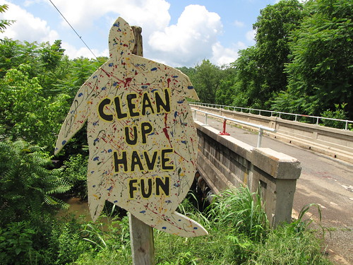 Clean up have fun