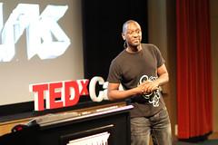 Francis Owusu of Kulture Break at TEDxCanberra
