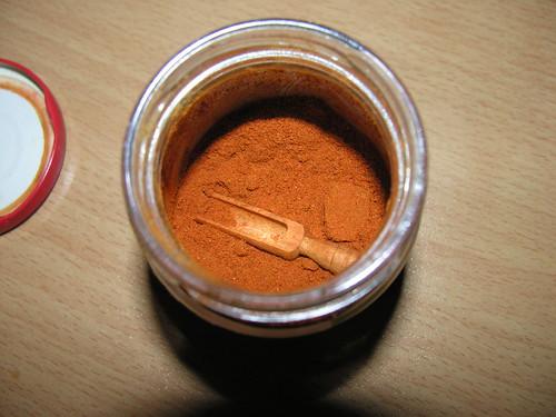 Piros Paprika (Capsicum annuum)