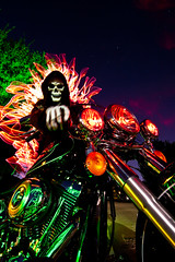 Ghost Rider (TxPilot) Tags: longexposure light lightpainting art halloween night painting photography lights graffiti star nikon long exposure paint poem bright ghost led lap lighttrails movinglights rider lightgraffiti ghostrider elwire lightpaint lightemittingdiode electroluminescentwire d700 lightgraf lightartphotography