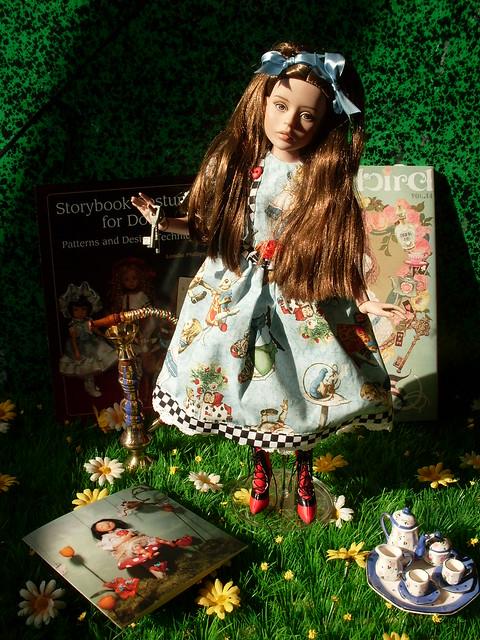 2009 (?) - Wizard of Oz - Dorothy 5162893341_3bbe646dfb_z