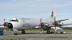OE-ILA (EI-AMD Photos) Tags: ireland dublin photos aviation air lockheed electra eidw l188 amerer oeila eiamd