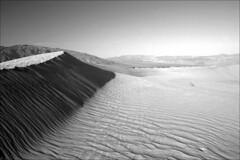 20070529   Death Valley National Park, California 010 (Gary Koutsoubis) Tags: blackandwhite sand dunes deathvalley sanddunes 2007 deathvalleynationalpark