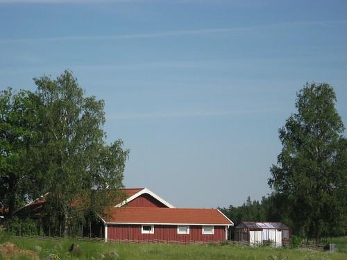 震撼!瑞典的农村太美了 - 博厚哥 - 博厚哥