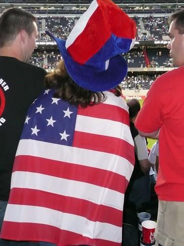 U.S. fan