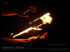 Keenan's Flame (synkronized_60) Tags: night nikon d70s nikkor 1870mm firetwirling