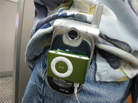 סוג של iPhone