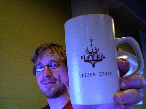 New Citizen Space Mugs have arrived! (after: Wishingline)