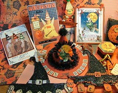 halloween package - by k hurst