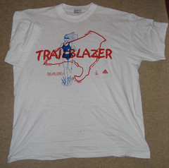 trailblazer tshirt