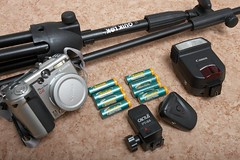 Gear used to shoot the all photos
