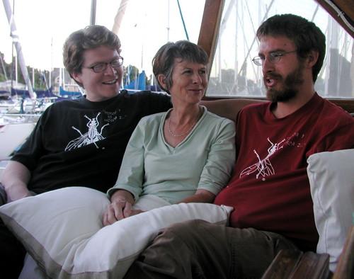 Three Olsens