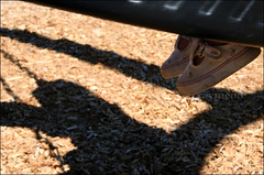 swingin' shoes and shadows