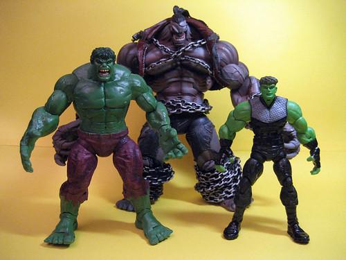 Hulk, Pitt, Changeling