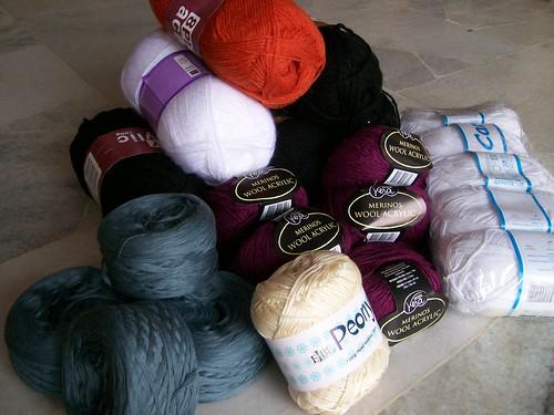 SG yarn