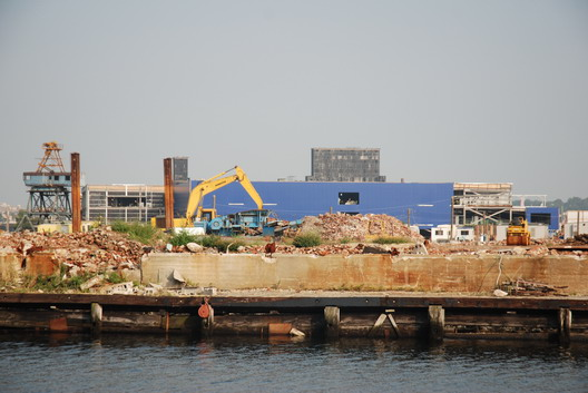 Ikea Through Revere Site