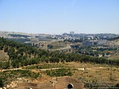 Israel 2007-06-12 IMG_2331 (Exothermic) Tags: city trees urban buildings landscape israel cityscape jerusalem tunnel hills highway1 ישראל ירושלים إسرائيل القـُدْس أورشليمالقدس כביש1
