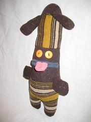 sock creature