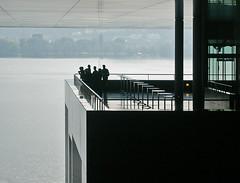 Terrasse (' m x b c h r) Tags: museum architecture schweiz switzerland suisse terrasse luzern musée lucerne