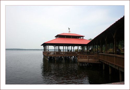 Fishing Pier at Wildwood - Toledo Bend