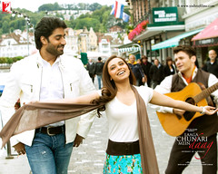 Abhishek and Rani together again (Indari) Tags: cinema singing dancing indian mein bollywood abhishek abhi bachchan rani mukherjee mukerji mukherji chunari daag laaga