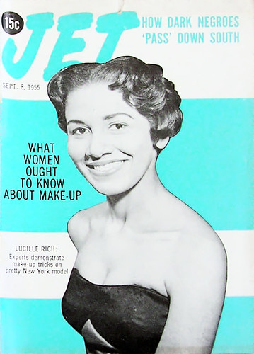 What Women Should Know About Makeup - Jet Magazine September 8, 1955
