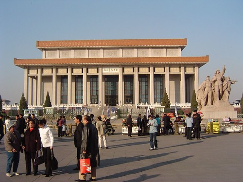 Mausoleum of Mao Zedong por Andy1878.