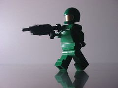 Halo MA5C Assault Rifle (mondayn00dle) Tags: lego rifle halo assault masterchief spartan unsc foitsop ma5c