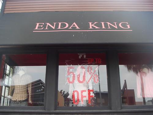 Enda King - Sale