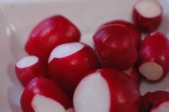 Radishes (gadgetgeek) Tags: red radish