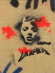 GrafikA (Diodoro) Tags: madrid españa streetart spain stencil urbanart plantilla arteurbano