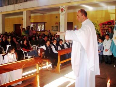 Padre Marcos Leonel Giraudo