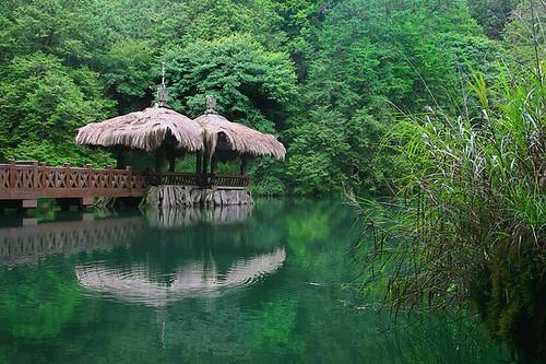 Elder sister pond - ?潭