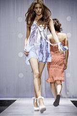 Anna Kosturova Runway Show - BC Fashion Week
