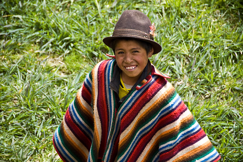 Indigenous people of Ecuador