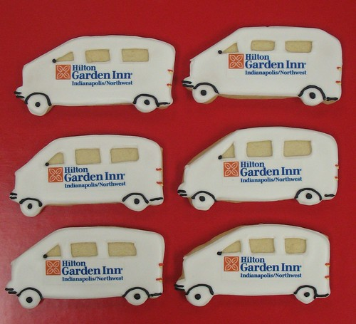 [Image from Flickr]:Hilton Garden Inn: New Van promotion