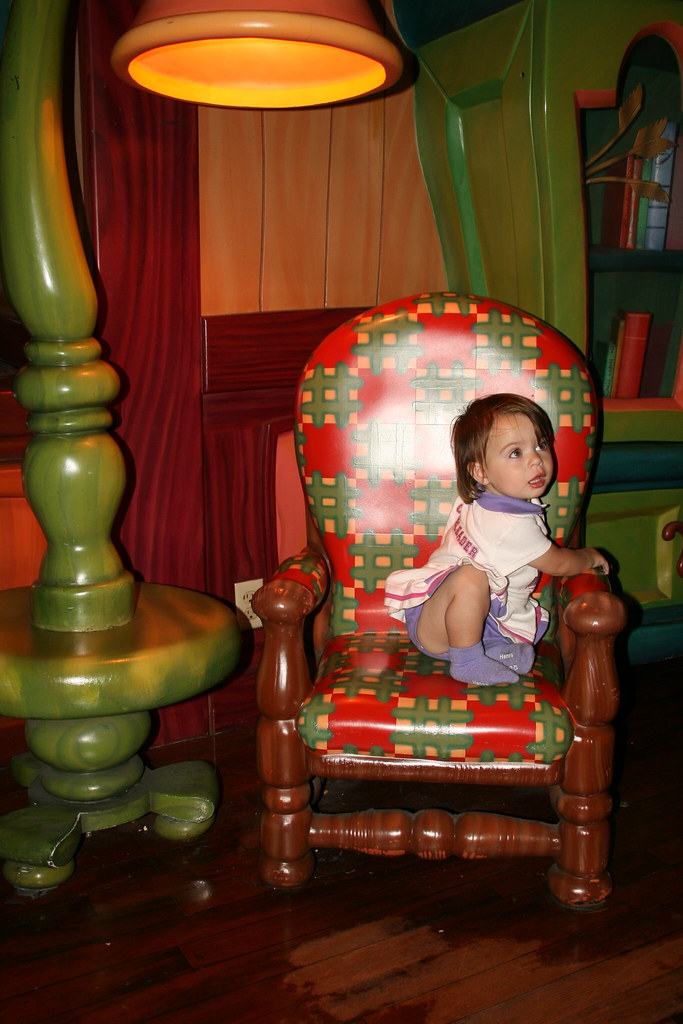 This Chair is more my size!