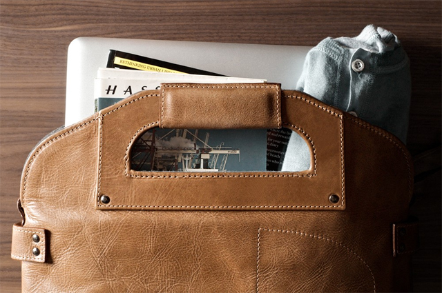 Hard Graft 2Unfold laptop bag 03