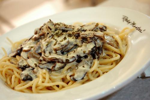 Rocky Master - Spaghetti Al Funghi