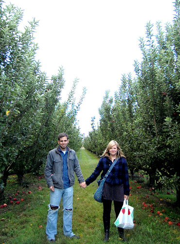 Apple Picking Love