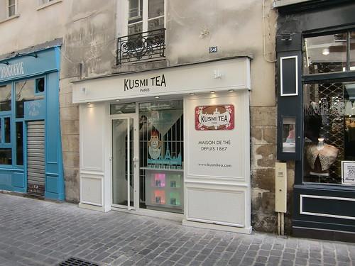 Kusmi Tea - Rue Des Rosiers