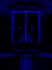 126 (Bon The Mighty Bon) Tags: door portrait selfportrait girl self dark photography mirror step teenager bonnie 365 teenage