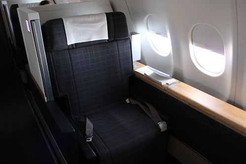 SWISS First Seat