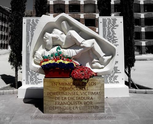 En memoria de los represaliados por el franquismo