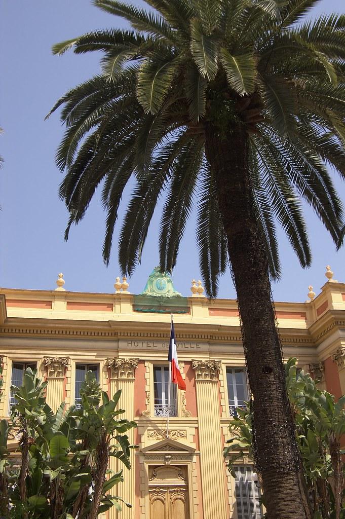 Menton - Hôtel de Ville