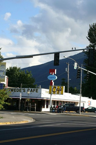 twede's cafe, north bend / double r cafe, twin peaks