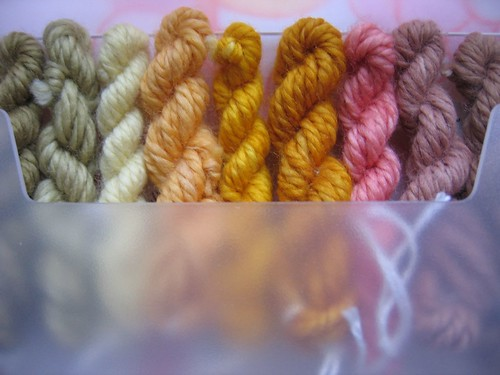 Oxford Kitchen Yarns Sample set