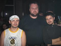 Oradeanul meets Cristian Tabara