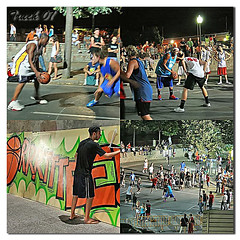 3x3 Basquet in the street (Truch_07) Tags: canon lola popular nit esports truch canoneos400d