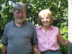 Gordon and Doris Strathy (6 Violet Street) Tags: gordon doris strathy